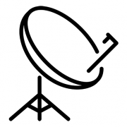 Antenne télévision satellite